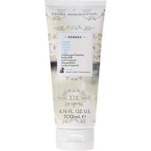 Korres - Body care - Yoghurt Body Milk