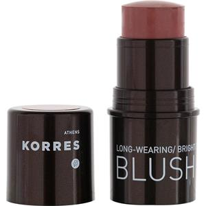 Korres - Lippen - Limited Summer Fruits Rouge Blush Stick