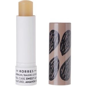 Korres - Lippenpflege - Sweet Almond Oil Lip Balm