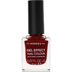 Korres - Nägel - Gel Effect Nail Colour