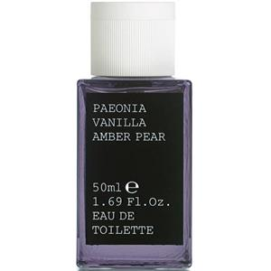 Korres - Paeonia, Vanilla, Amber Pear - Eau de Toilette Spray