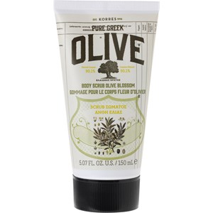 Korres - Pure Greek Olive - Olive Body Scrub