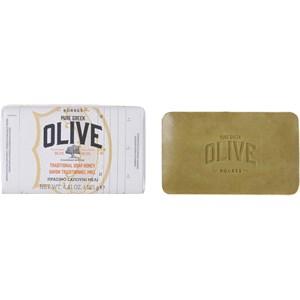 Korres - Pure Greek Olive - Soap Honey