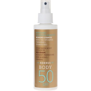 Korres - Sun care - Sunscreen Body Spray SPF 20