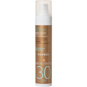 Korres - Sun care - Red Grape Tinted Sunscreen 30 SPF