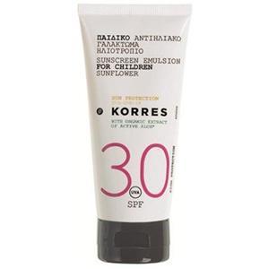 Korres - Sonnenpflege - Sunscreen Emulsion LSF 30