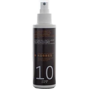 Korres - Sonnenpflege - Walnut & Coconut Sonnenöl