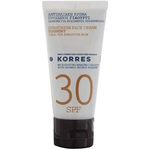 Korres Pflege Sonnenpflege Yoghurt Sonnencreme SPF 30 50 ml