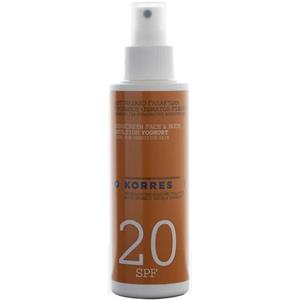 Korres - Sun care - Yoghurt Sun Emulsion