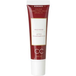Korres - Tinted Moisturiser - Wild Rose CC Cream