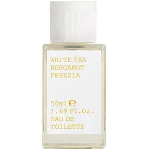 Image of Korres Damendüfte White Tea, Bergamot, Freesia Eau de Toilette Spray 50 ml