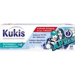 Kukident - Brace care - Zahnspangen-Reiniger