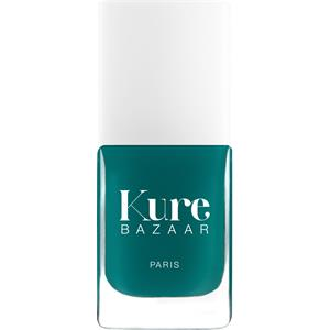 Kure Bazaar Make-up French Touch & Flash Collection 2016 Nagellack Green Love