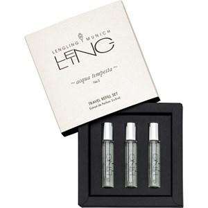 LENGLING Parfums Munich - No 3 Acqua Tempesta - Travel Refill Set