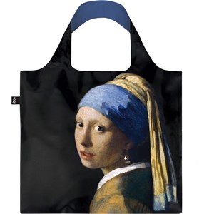 LOQI - Bags - Bag Johannes Vermeer Girl with a Pearl Earring Recycled