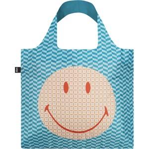 LOQI - Taschen - Tasche Smiley Geometric Recycled