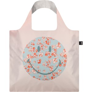LOQI - Bags - Bag Smiley Blossom Recycled