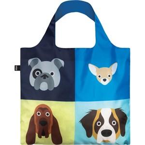 LOQI - Taschen - Tasche Stephen Cheetham Dogs