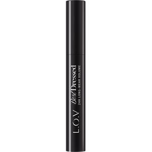 L.O.V - Augen - Best Dressed 24H Long-Wear Volume Mascara