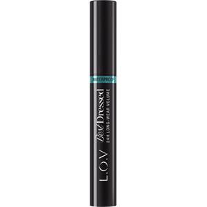 L.O.V - Eyes - Best Dressed 24H Long-Wear Volume Mascara Waterproof