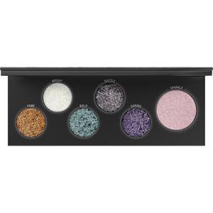 L.O.V - Yeux - Glitterunexpected Sparkling Eyeshadow palette
