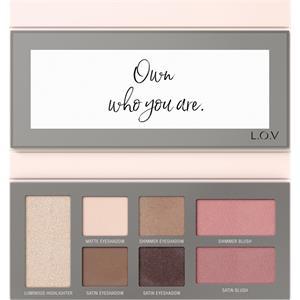 L.O.V - Augen - The Essential Face & Eye Palette