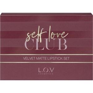 L.O.V - Lips - Lipstick Set