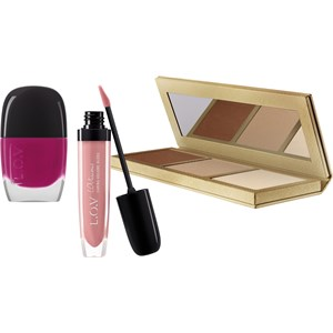 L.O.V - Lèvres - The Glowrious Sunkissed Summer Set