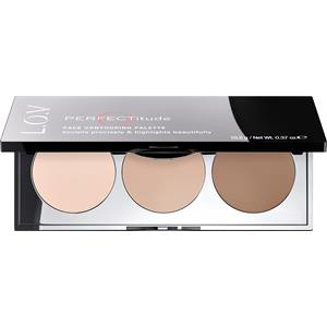 L.O.V - Teint - Perfectitude Face Contouring Palette