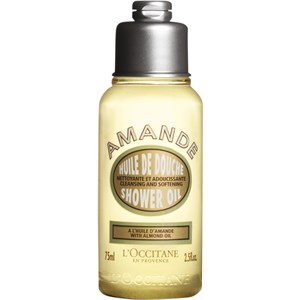 L'Occitane - Amande - Cleansing And Softening Shower Oil