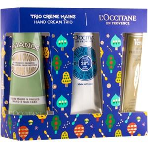 L'Occitane - Verveine - Hand Cream Trio