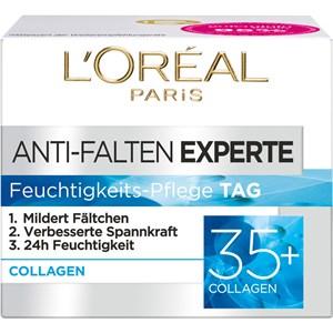 L'Oréal Paris - Age Perfect - Anti-Falten Experte Feuchtigkeitspflege Tag Collagen 35+