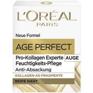 L'Oréal Paris - Age Perfect - Pro Kollagen Experte Straffende Augencreme