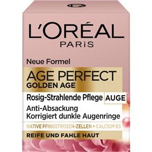L'Oréal Paris - Augenpflege - Golden Age Rosé Augenpflege
