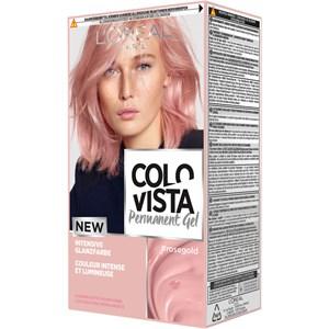 L'Oréal Paris - Colovista - Haarfarbe #rosegold