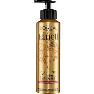L'Oréal Paris - Elnett - Crème de Mousse, mousse for volume & extra strong hold