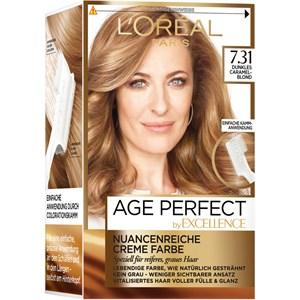 L'Oréal Paris - Age Perfect - 7.31 Dunkles Caramelblond