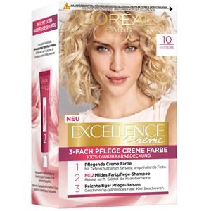 L'Oréal Paris - Excellence - Crème 10 Lichtblond