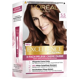L'Oréal Paris - Excellence - Crème 5.5 Schokobraun