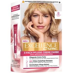 L'Oréal Paris - Excellence - Crème 8 Blond