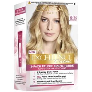 L'Oréal Paris - Excellence - Crème 8.03 Beigeblond