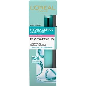 L'Oréal Paris - Feuchtigkeitspflege - Aloe Water Feuchtigkeits-Fluid