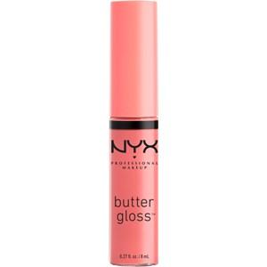 NYX Professional Makeup - Lipgloss - Butter Lip Gloss