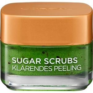L'Oréal Paris - Mask - Sugar Scrub Klärendes Peeling Gesichtsmaske