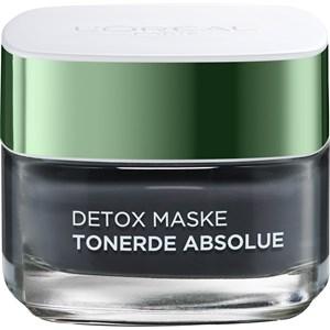 L'Oréal Paris - Mask - Tonerde Absolue Detox Maske