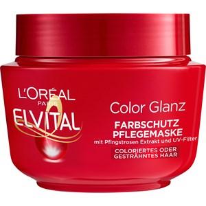 L'Oréal Paris - Masken & Crème - Color-Glanz Intensivkur