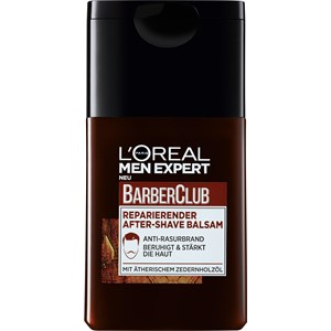 L'Oréal Paris - Barber Club - Bart Reparierender After-Shave Balsam