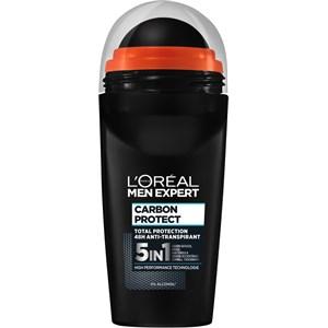 L'Oréal Paris Men Expert - Deodorants - Deodorant Roll-On Carbon Protect