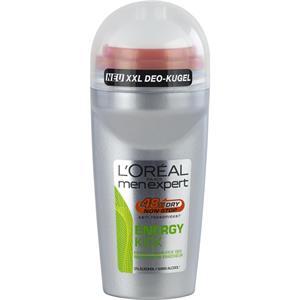 L'Oréal Paris Men Expert - Deodorants - Deodorant Roll-On Energy Kick
