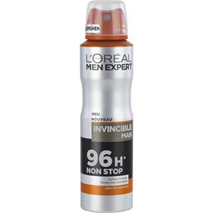 L'Oréal Paris Men Expert - Deodorants - Deodorant Spray Invincible Man 96H